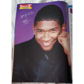 poster a4 usher