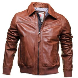 Redskins - Blouson Cuir Homme Rodgzer Mojito