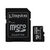 Kingston - Carte m�moire flash ( adaptateur microSDXC vers SD inclus(e) )