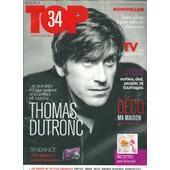 Top Le Magazine De Vos Envies N� 44 Thomas Dutronc Je Suis Ravi D'�tre Nomin� Aux Globes De Cristal