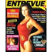 Entrevue 44 : Mylene Farmer Yasmine Bleeth, Orange Mecanique Stanley Kubrick, Yvan Le Bolloch