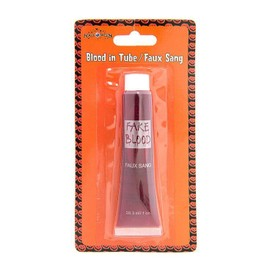 Blood In Tube / Faux Sang