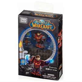 Wow World Of Warcraft Mega Bloks - Karving