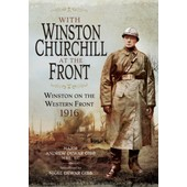 With Winston Churchill At The Front de Unknown