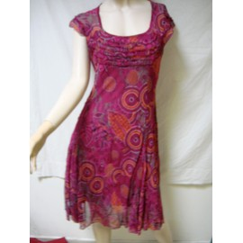 Robe Armand Thiery Polyester 40 Rouge