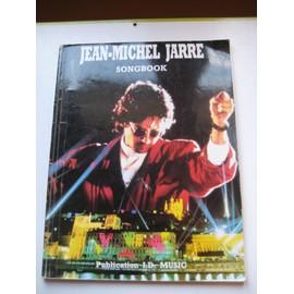 Jean-Michel Jarre songbook