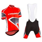 Orbea Ropa Ciclismo Hombre Sportif Usure Cyclisme Manches Courtes Kits Maillot Vtt V�lo D'�t� Jersey Vtt