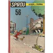 Periodique Spirou Equivalence D'album N� 56 (Fascicules) de [PERIODIQUE BD]