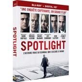Spotlight - Blu-Ray + Copie Digitale de Tom Mccarthy