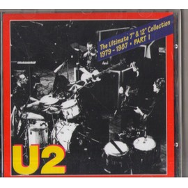 "The Ultimate 7""&12"" Collection 1979-1987 Part 1 Import"