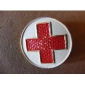 Broche Croix Rouge Ww2 - Fr R�f : D42