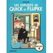 Les Exploits De Quick Et Flupke de herg�