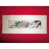 Lithographie Marc Chagall