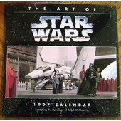 The Art Of Star Wars 1997 Calendar Featuring The Paintings Of Ralph Mcquarrie