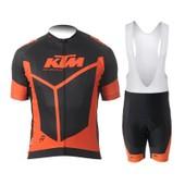 Ktm Abbigliamento Ciclismo 2015 Jersey Ciclismo Petite Orange Bicicleta Vtt Maillot V�lo Gel Pad