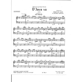 D'Java va + Mes Dix huit Berges (2 Javas)
