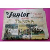 Junior 5 - 1ere Ann�e - Tarzan ( H.Foster) - Les Aventures Fantastiques Du Professeur Soupe ...