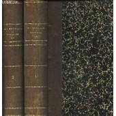 Histoire De Saint Vincent De Paul - En 2 Volumes : Tomes 1 Et 2 / Fondateur De La Congr�gation Des Pr�tres De La Mission Et Des Filles De La Charit�. de MONSEIGNEUR BOUGAUD
