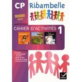 Ribambelle Cp S�rie Violette - Pack En 3 Volumes : Cahier D'activit� 1 ; Livret D'entra�nement 1 ; Mes Outils Pour �crire de Jean-Pierre Demeulemeester