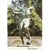 C.Postale : France - 45 - Montargis - Statue Du Chien (1989)