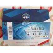 Place Match De Foot .France-Russie //29003/2016
