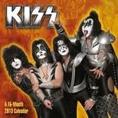 Kiss Calendar 2013