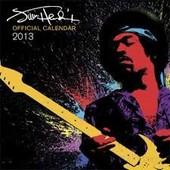 Hendrix Calendar 2013