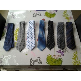 Chemise Autre Cravates 40 Bleu