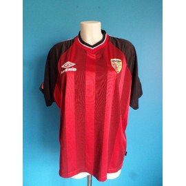 Maillot Football Vintage Rc Lens 1998 Taille: L +++ Tbe