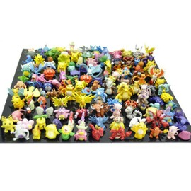 Lot De 24 Figurine Pokemon 2 A 3 Cm En Sachet