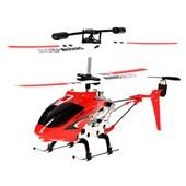 Mini H�licopt�re Drone �lectrique Avion Rc Rouge 3.5 Canal Avec T�l�commande Jouets Quadricopt�re Pour Enfants