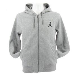 Veste Basket Ball Jordan Veste Sport Coton L Gris