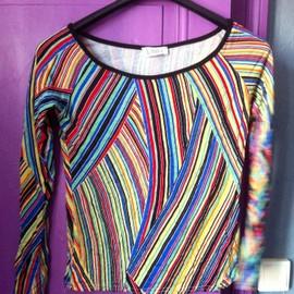 T-Shirt Xanaka Viscose 40 Multicolore