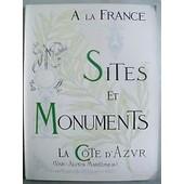 Sites Et Monuments. La C�te D'azur. de Touring-Club De France