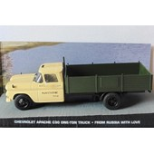 Chevrolet Apache C30 One Ton Truck James Bond 007 From Russia With Love 1/43