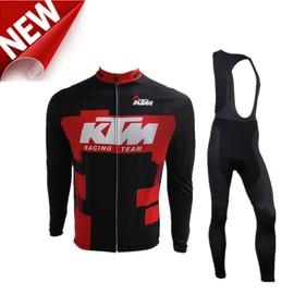 Manches Longues Maillot Ktm Cyclisme V�tements Abbigliamento Ciclismo 2015 Hommes Sportswear Ropa Ciclismo Vtt V�lo Ensemble