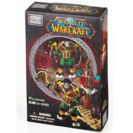 Wow World Of Warcraft Mega Bloks - Wildhide