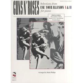 Guns n'Roses Use your illusion I & II
