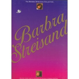 The Barbara Streisand Collection Piano, Vocal & Guitar (with Chord Boxes)