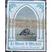 Le Mont Saint Michel La Merveille De L�Occident de Mad. Weber
