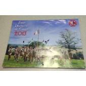 Scouts Unitaires De France - Calendrier 2013 - Tu T'engages, Ils Te Suivent