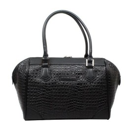 Sac � Main Jacques Esterel Je Cc5002 Fa�on Croco Mat Demi Rond