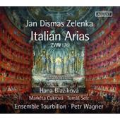 Italian Arias - Arias Italiennes, Zwv 176 - Jan Dismas Zelenka