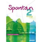 Allemand 2e A2-B1 Spontan - Pour La Classe (2dvd) de Wolf Halberstadt