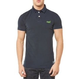 Polo Superdry Vintage Destroyed S/S Pique Polo Fz