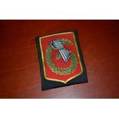 Patch France Insigne 6 �me Dlb Basse Visibilitee Tricolore Legion Etrangere