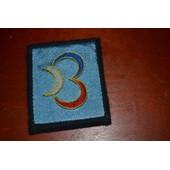 Insigne Tissu Patch 3� Di Division Infanterie Ou Db Blindee Original Dlb Blb