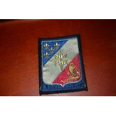 Insigne Tissu Patch 3� Corps D'arm�e France
