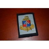 Insigne Tissu Militaire De Bras 9e Dima Avec 4 Crochets Militaria.