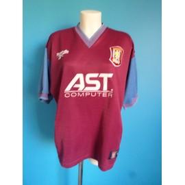 Maillot Football Vintage Aston Vila F.C 1997 +++ Tbe